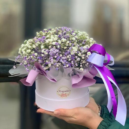 «Фиолетовый пудинг»
