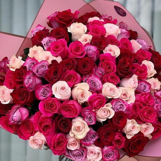 101 роз ️