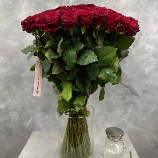 Букет «RED» из 101 красной Розы