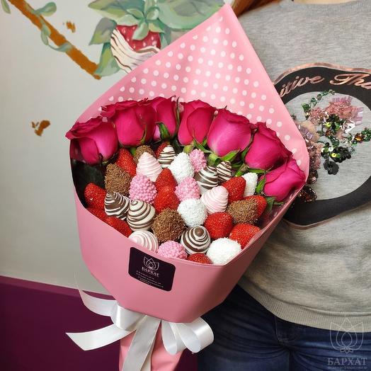 Розовая безмятежность