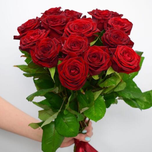 Роза страсть
