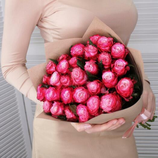 29 роз Премиум Кения