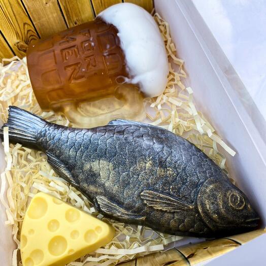 Мужской набор с рыбой