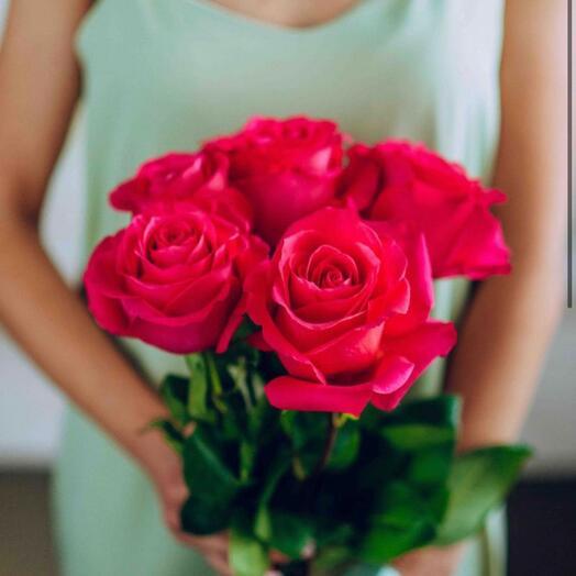 Роза Pink
