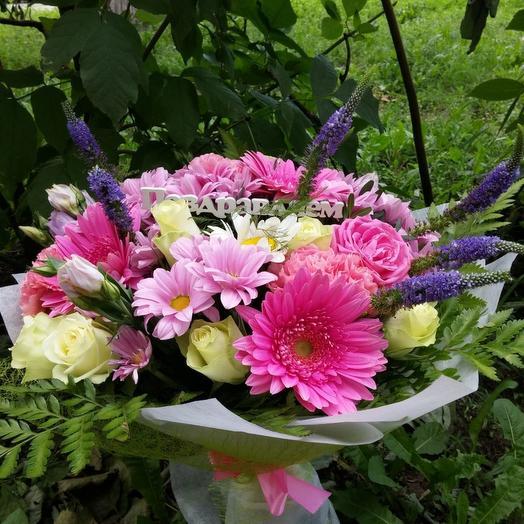 Утренний каприз: букеты цветов на заказ Flowwow