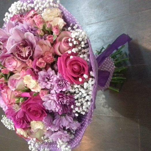 Карусель: букеты цветов на заказ Flowwow