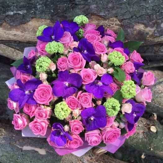 Ягодное Парфе: букеты цветов на заказ Flowwow