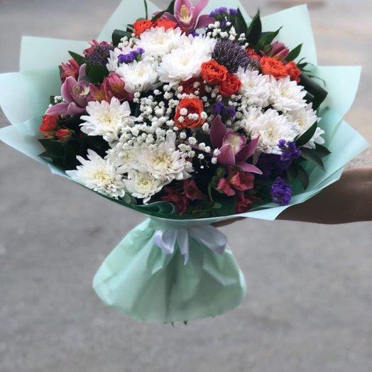 Мята: букеты цветов на заказ Flowwow