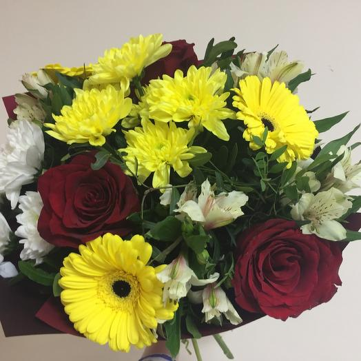 Нота любви: букеты цветов на заказ Flowwow