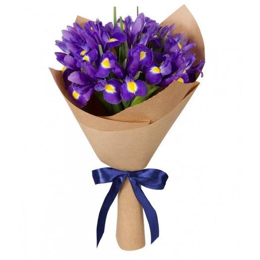 Букет 026: букеты цветов на заказ Flowwow