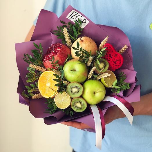 Fruit 6: букеты цветов на заказ Flowwow