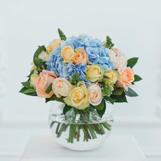 """Букет """"Штолле"""": букеты цветов на заказ Flowwow"""