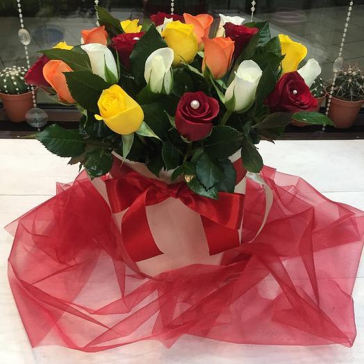 Для настроения: букеты цветов на заказ Flowwow