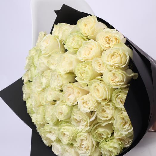 51 роза 50см Premuim
