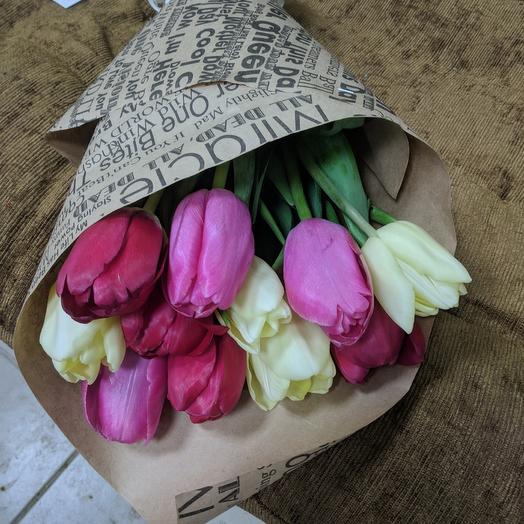 Советская правда))): букеты цветов на заказ Flowwow