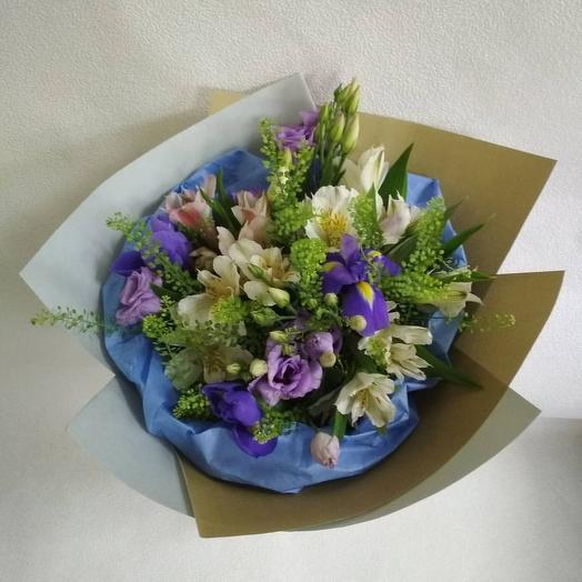 Грёзы: букеты цветов на заказ Flowwow