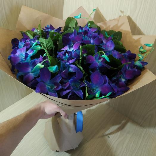 Дендробиум 2: букеты цветов на заказ Flowwow