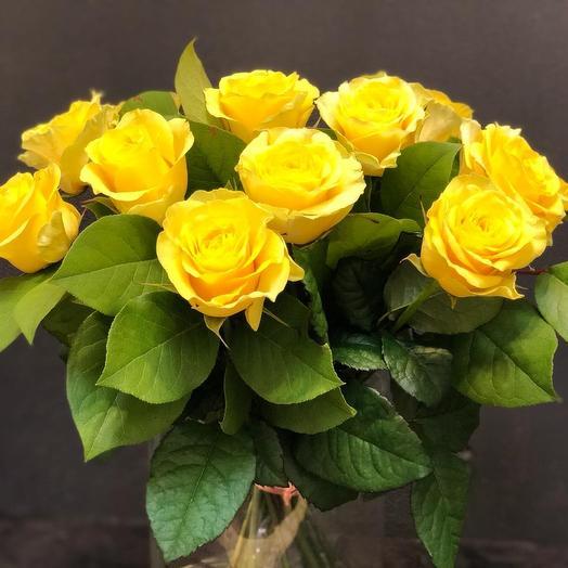Букет Солнечная поляна: букеты цветов на заказ Flowwow