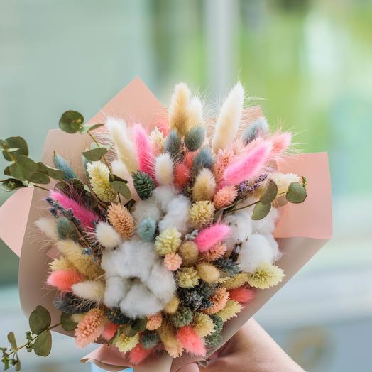 Взрыв Зефирок: букеты цветов на заказ Flowwow