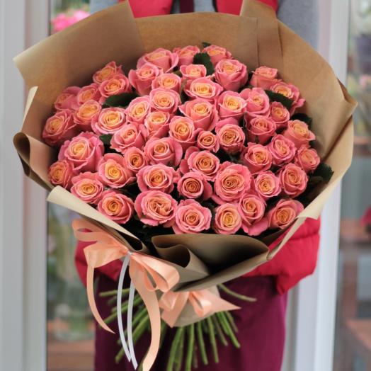 Кораллы: букеты цветов на заказ Flowwow