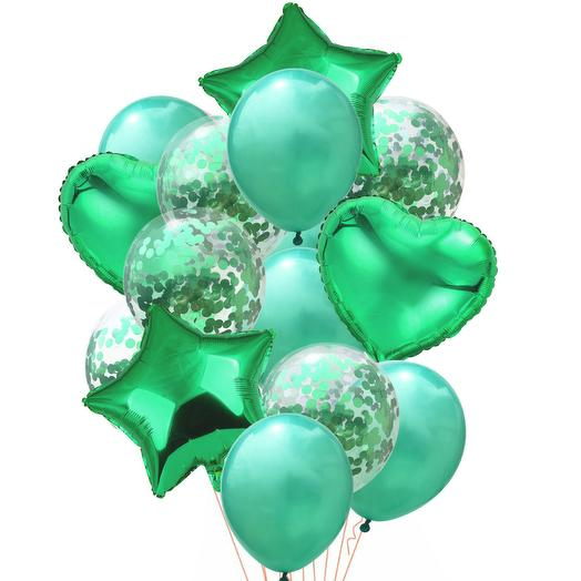 Фонтан Зеленоглазое счастье