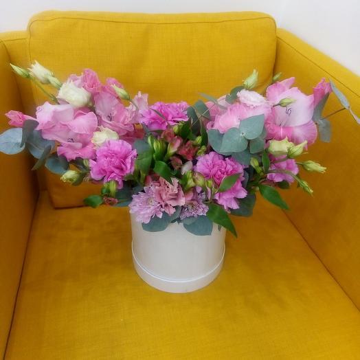 Розовая пантера: букеты цветов на заказ Flowwow