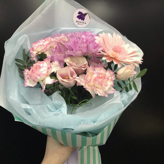 Баблгам: букеты цветов на заказ Flowwow