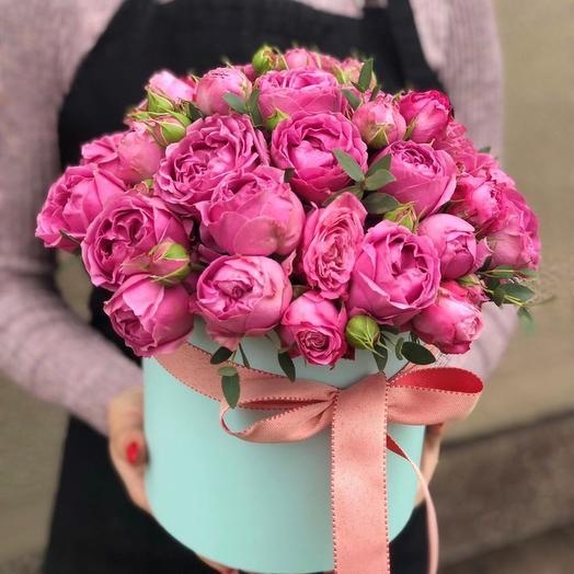 Миссис Мисти: букеты цветов на заказ Flowwow