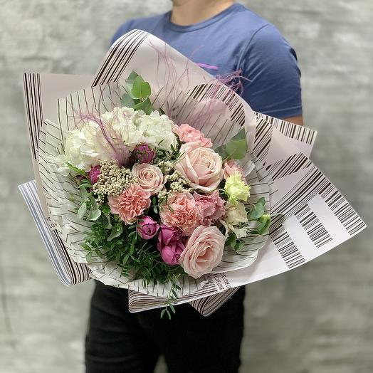 Love Flowers: букеты цветов на заказ Flowwow