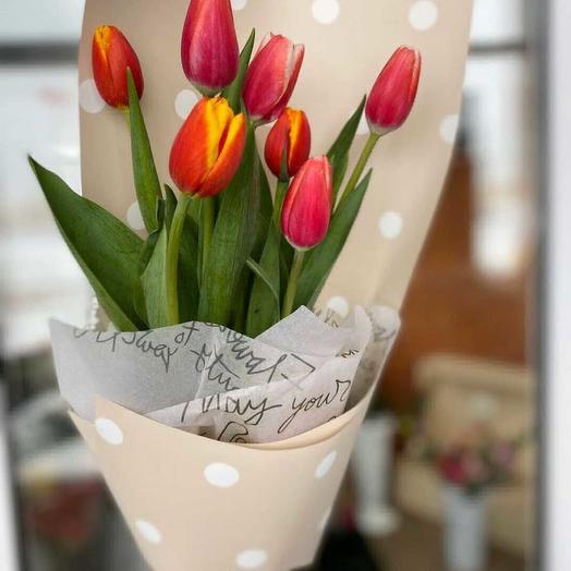 Милашке: букеты цветов на заказ Flowwow