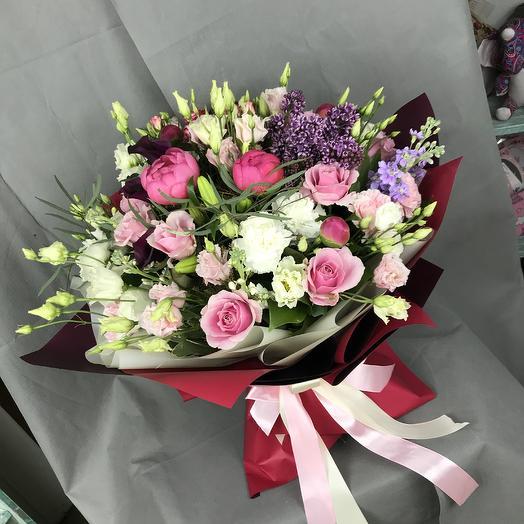 Букет премиум 1: букеты цветов на заказ Flowwow
