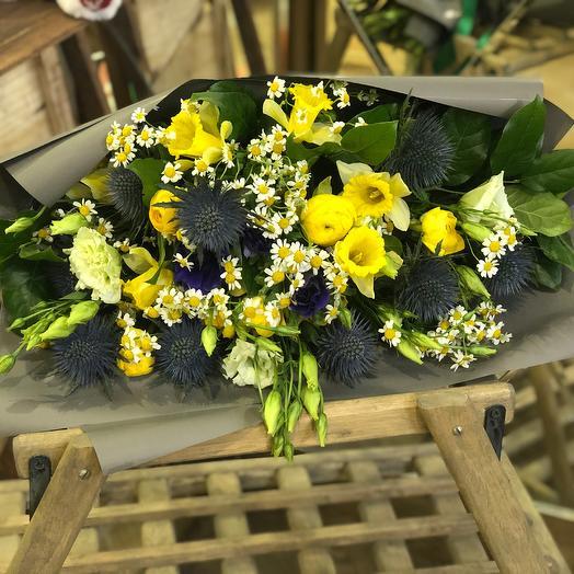 "Букет цветов ""Миледи"""
