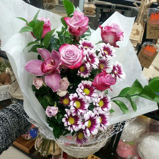 Черника: букеты цветов на заказ Flowwow
