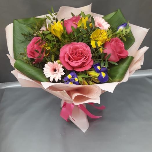 Букет Колорит: букеты цветов на заказ Flowwow