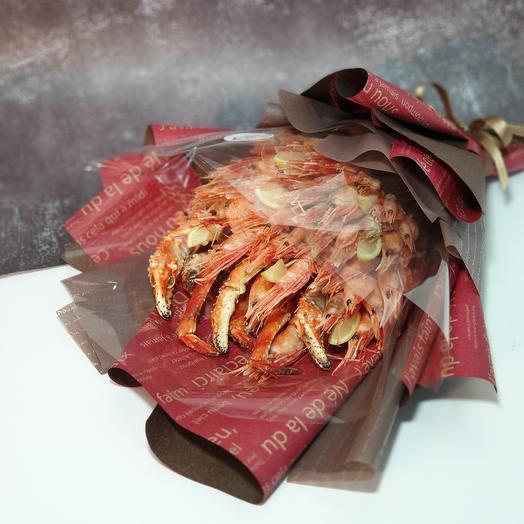Букет из морепродуктов