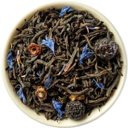 Чай с бергамотом - Сладкий бергамот