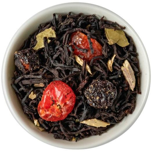 Чай с вишней - Дикая вишня