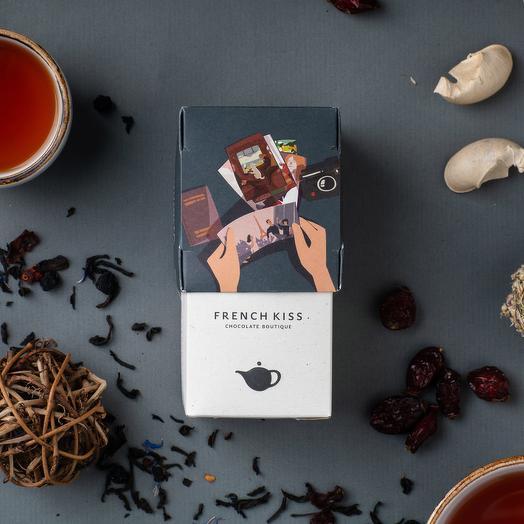 Чай «Изысканный бергамот», 100 г