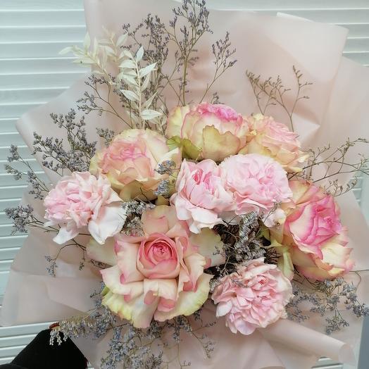 Розовый бархат 🌺