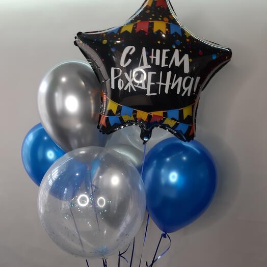 Сет на день рождения
