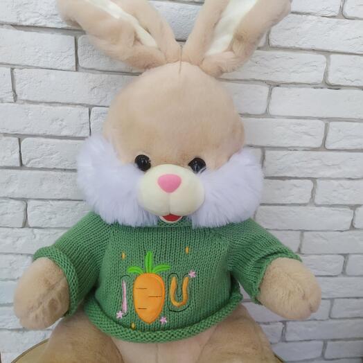 Игрушка заяц 🐰