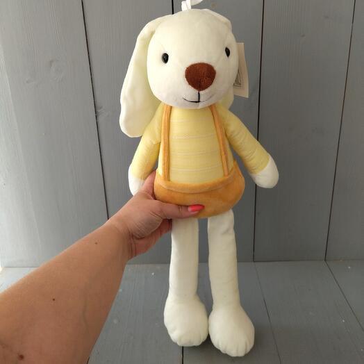 Мягкая игрушка Заяц 40см