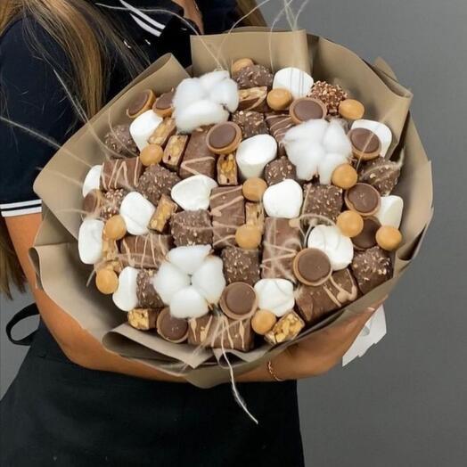 Шоколад и хлопок