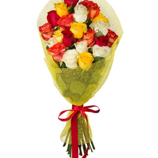 «Каледойскоп»: букеты цветов на заказ Flowwow