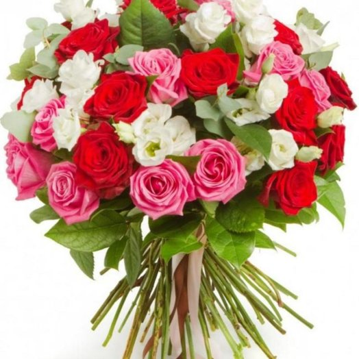 Безупречность: букеты цветов на заказ Flowwow