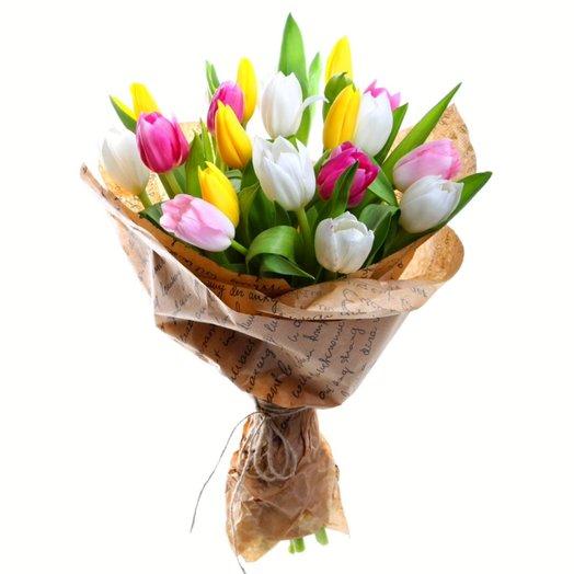 Динасия: букеты цветов на заказ Flowwow