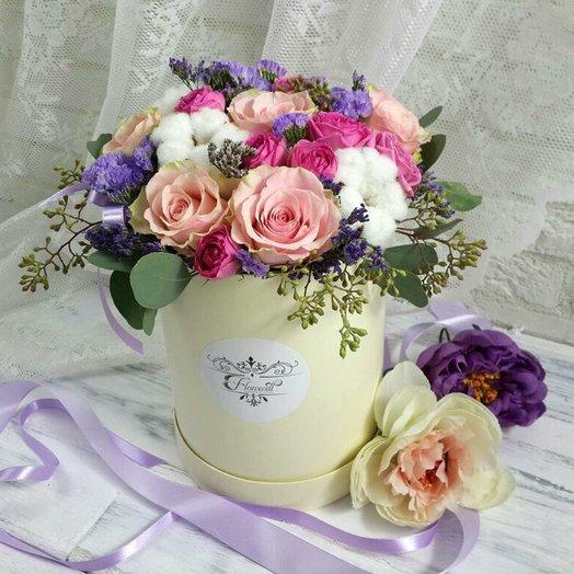 Вместо тысячи слов 2: букеты цветов на заказ Flowwow