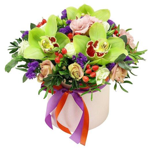 Коробочка 25: букеты цветов на заказ Flowwow