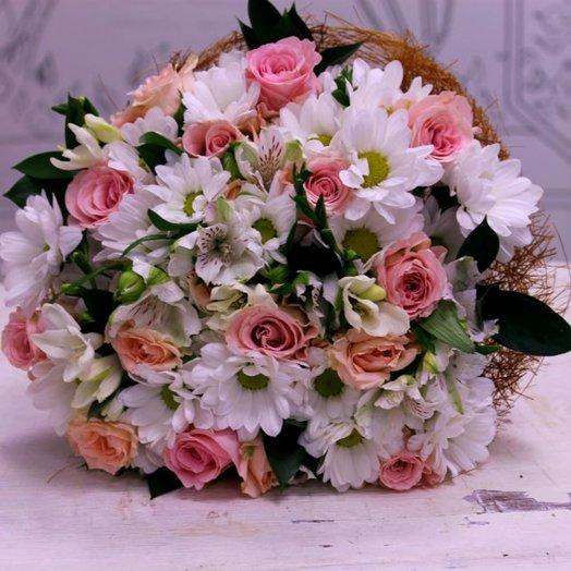 Букет Мартовское настроение: букеты цветов на заказ Flowwow