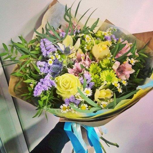 Летний: букеты цветов на заказ Flowwow